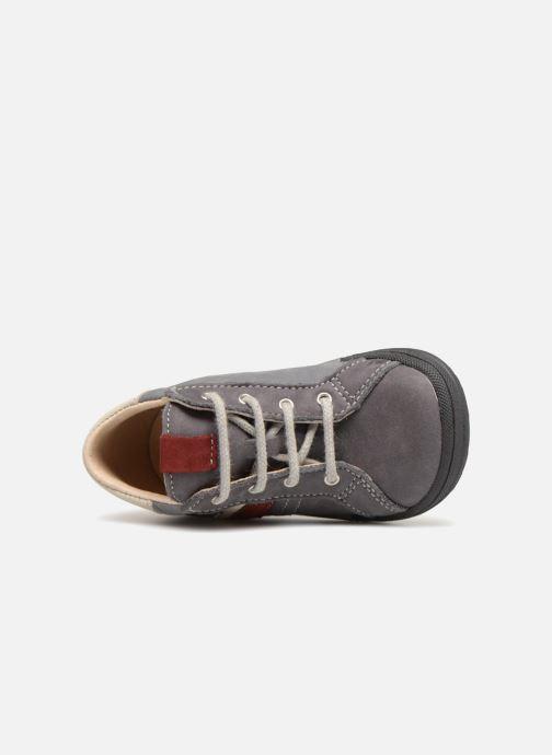 Bottines et boots Bopy Zanatol Gris vue gauche
