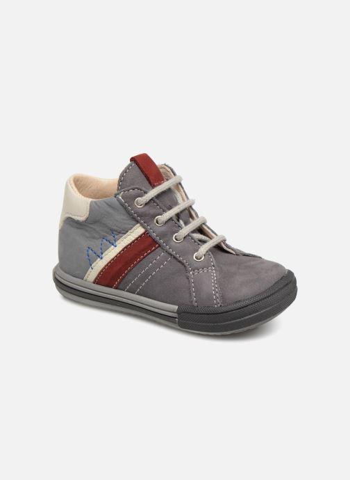 Bottines et boots Bopy Zanatol Gris vue détail/paire