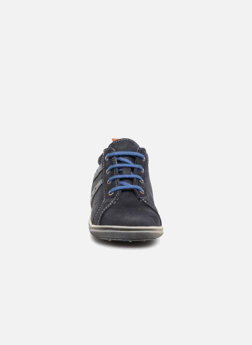 Bottines et boots Bopy Zoachin Bleu vue portées chaussures