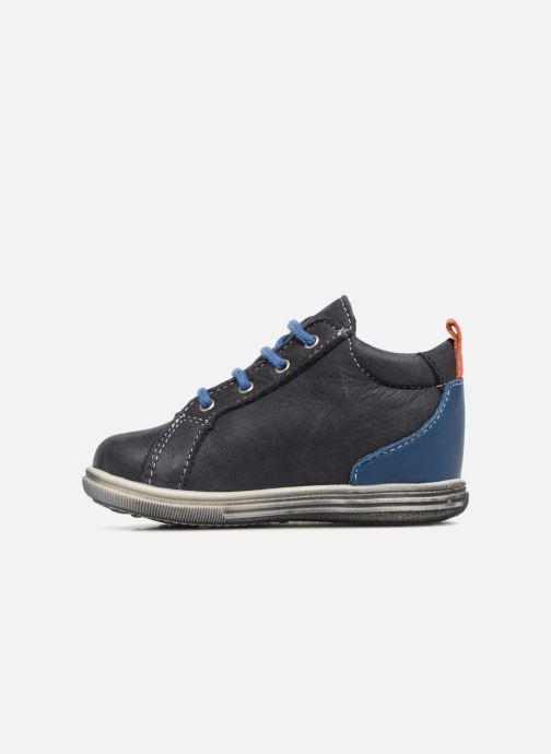 Bottines et boots Bopy Zoachin Bleu vue face
