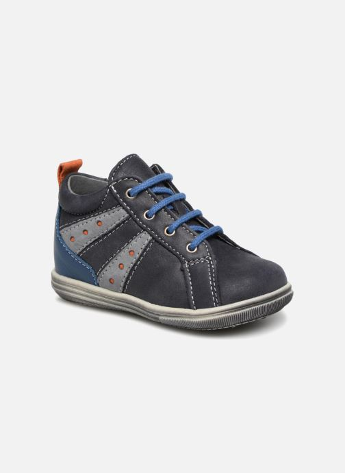 Stiefeletten & Boots Bopy Zoachin blau detaillierte ansicht/modell