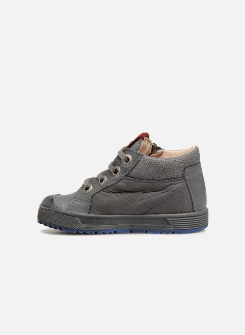 Stiefeletten & Boots Bopy Bilfrid grau ansicht von vorne