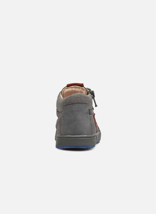 Ankle boots Bopy Bilfrid Grey view from the right