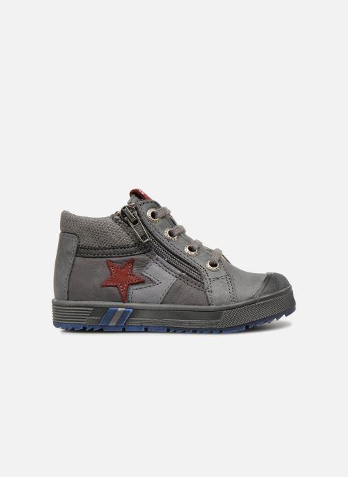Stiefeletten & Boots Bopy Bilfrid grau ansicht von hinten