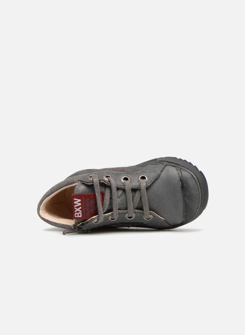 Stiefeletten & Boots Bopy Bilfrid grau ansicht von links