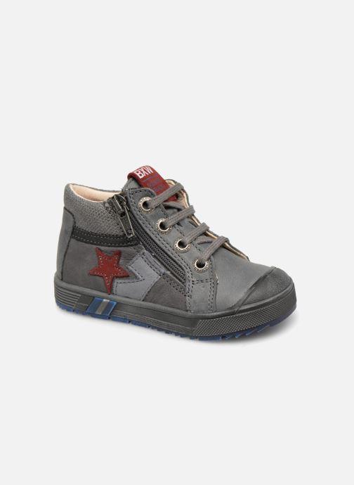 Bottines et boots Bopy Bilfrid Gris vue détail/paire