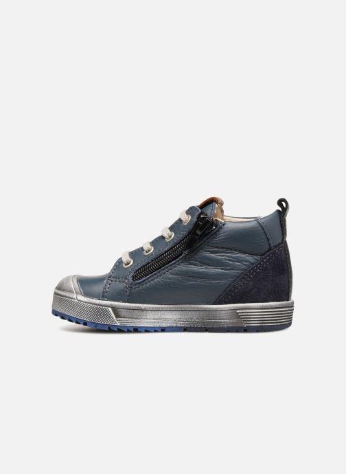 Bottines et boots Bopy Balter Bleu vue face