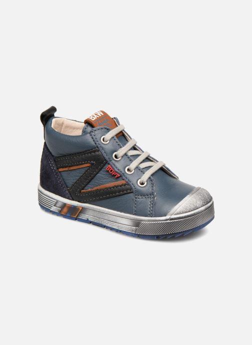 Bottines et boots Bopy Balter Bleu vue détail/paire