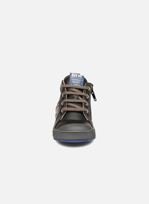 Bottines et boots Bopy Balter Noir vue portées chaussures