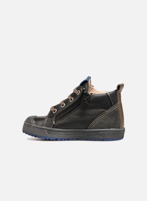 Bottines et boots Bopy Balter Noir vue face