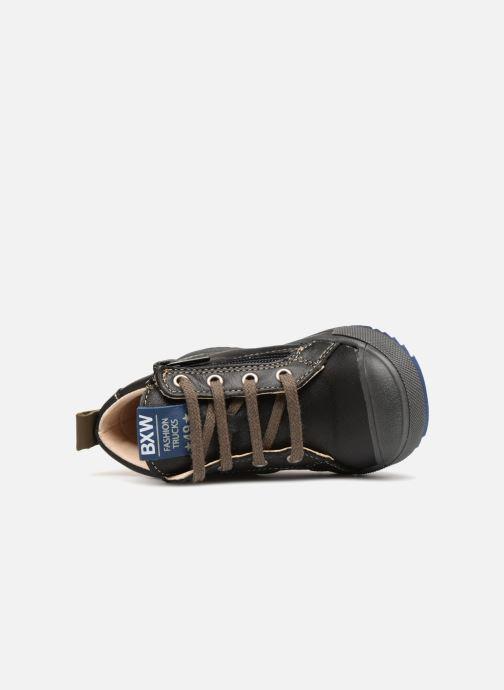 Bottines et boots Bopy Balter Noir vue gauche