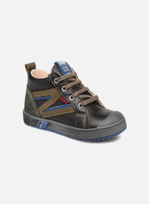 Bottines et boots Bopy Balter Noir vue détail/paire