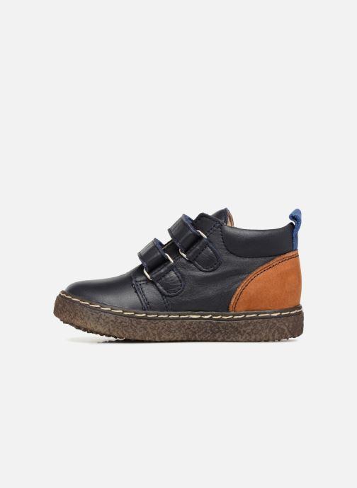 Bottines et boots Bopy Blaise Bleu vue face
