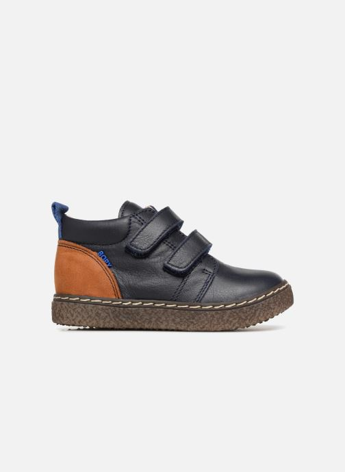 Bottines et boots Bopy Blaise Bleu vue derrière