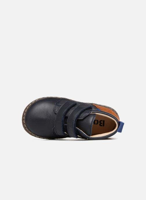 Bottines et boots Bopy Blaise Bleu vue gauche