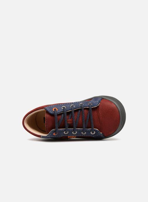 Bottines et boots Bopy Renaud Bordeaux vue gauche