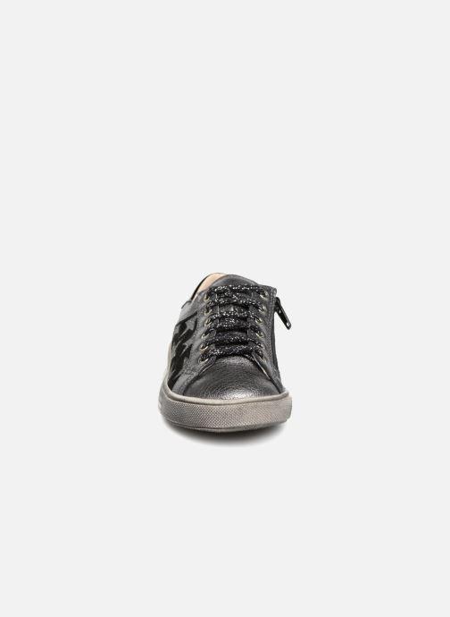Baskets Bopy Safiatou Noir vue portées chaussures