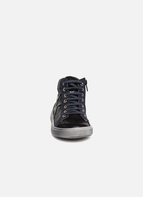 Baskets Bopy Sezana Bleu vue portées chaussures