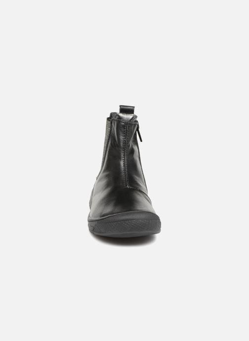 Bottines et boots Bopy Sigrid Noir vue portées chaussures