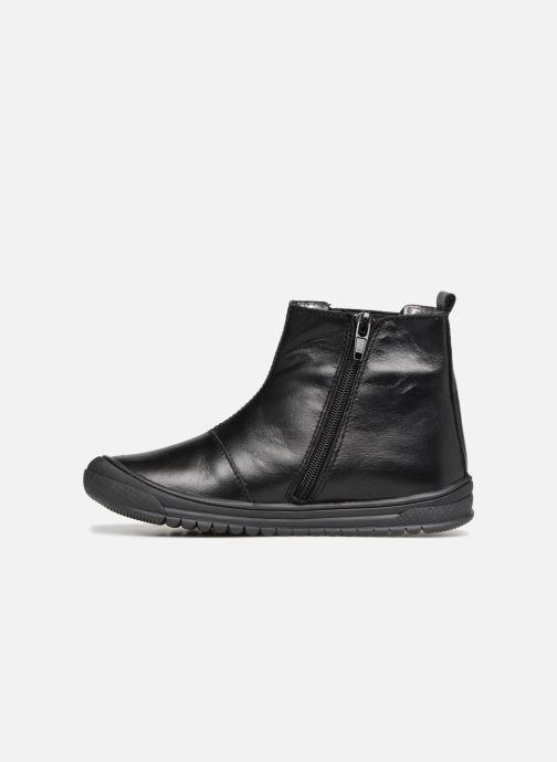 Boots en enkellaarsjes Bopy Sigrid Zwart voorkant