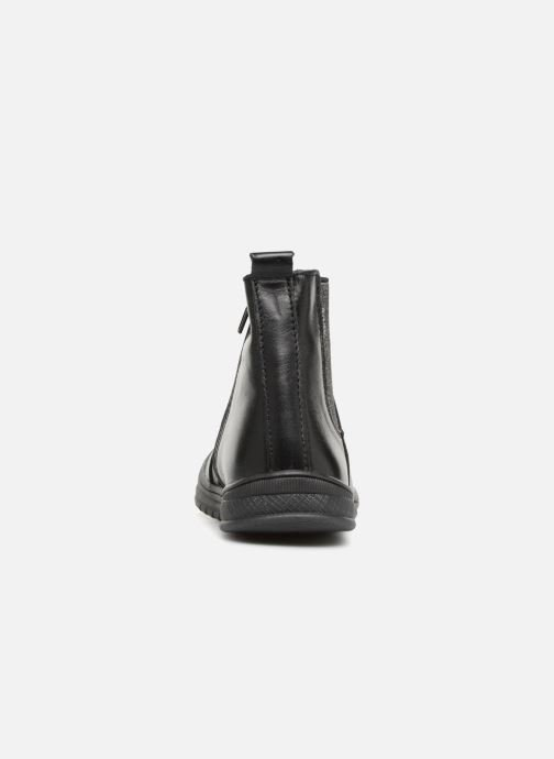Ankle boots Bopy Sigrid Black view from the right