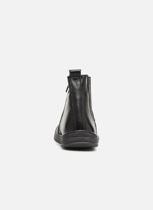 Bottines et boots Bopy Sigrid Noir vue droite