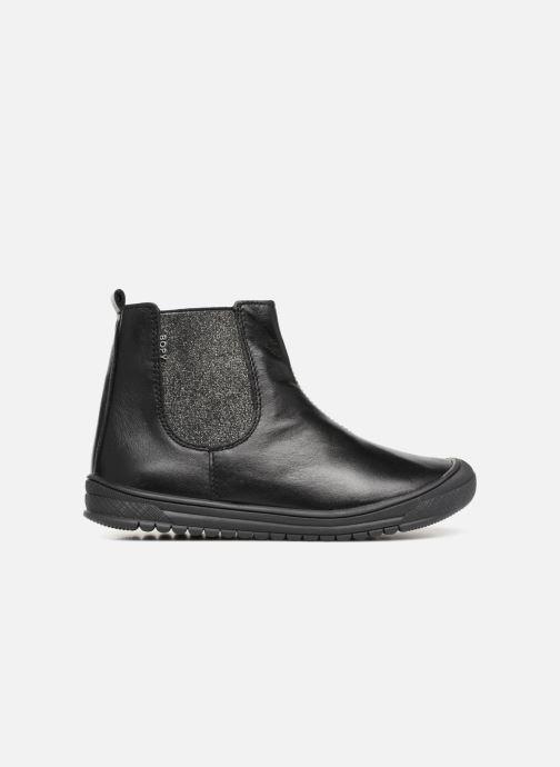 Boots en enkellaarsjes Bopy Sigrid Zwart achterkant