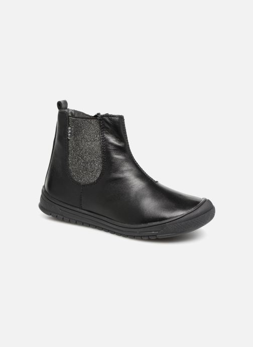Ankle boots Bopy Sigrid Black detailed view/ Pair view