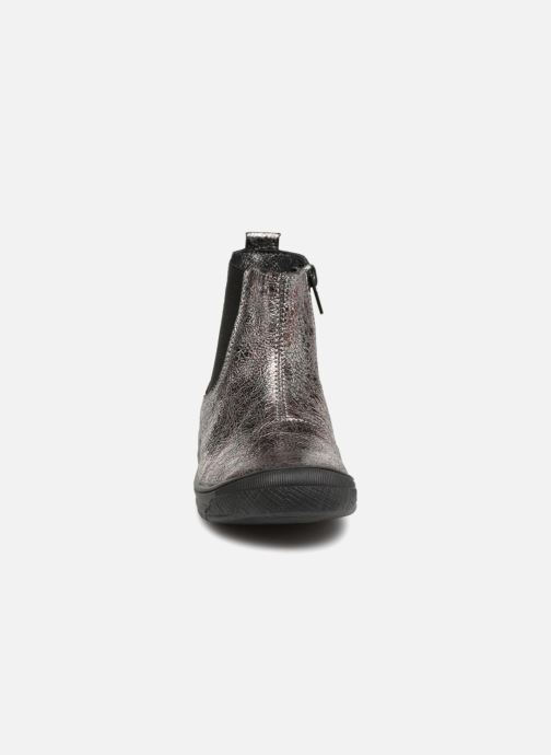 Ankle boots Bopy Sigrid Silver model view
