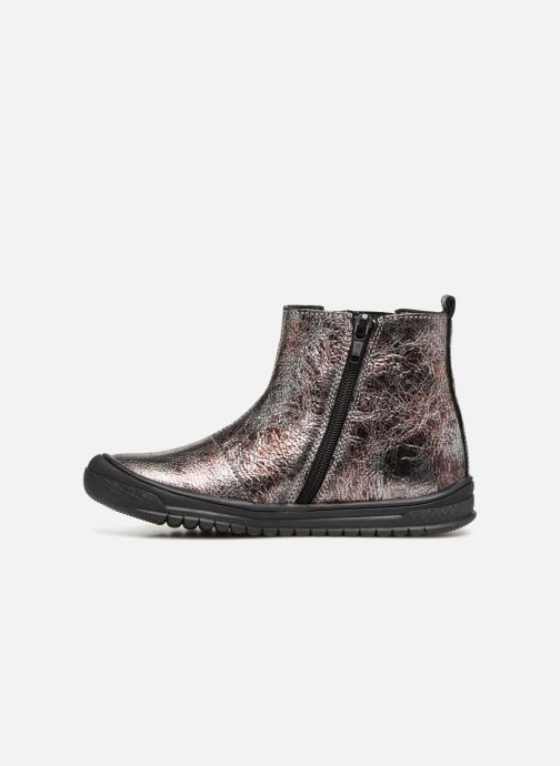 Ankle boots Bopy Sigrid Silver front view