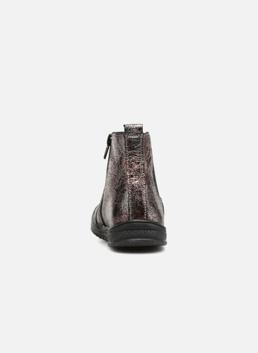 Ankle boots Bopy Sigrid Silver view from the right