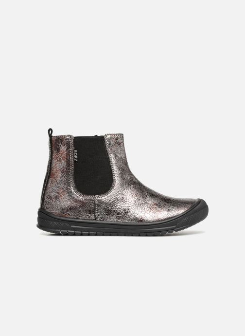 Ankle boots Bopy Sigrid Silver back view