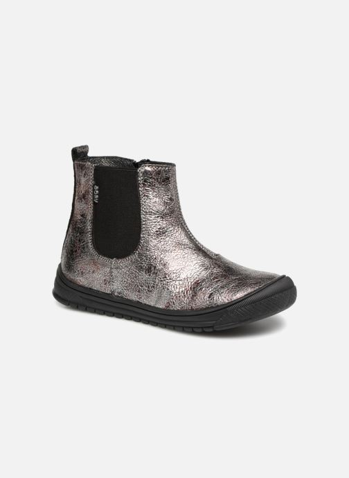 Ankle boots Bopy Sigrid Silver detailed view/ Pair view