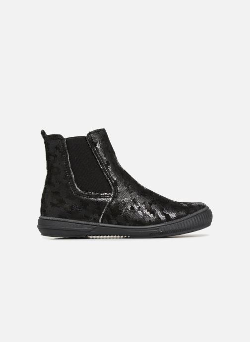 Ankle boots Bopy Samoufa Black back view