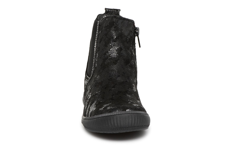 Ankle boots Bopy Samoufa Black model view