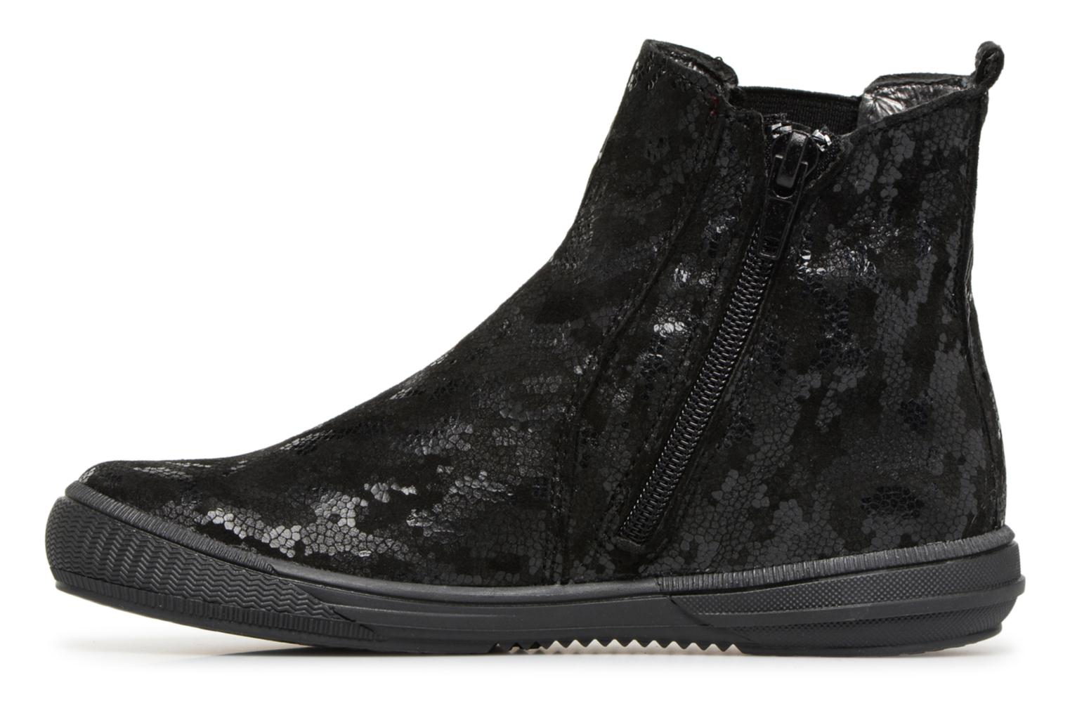 Ankle boots Bopy Samoufa Black front view
