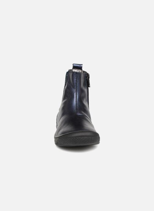 Ankle boots Bopy Sierra Blue model view
