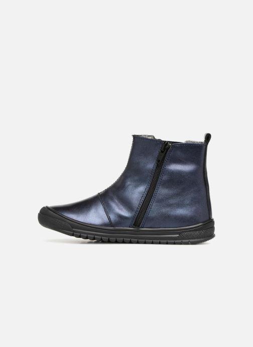 Boots en enkellaarsjes Bopy Sierra Blauw voorkant