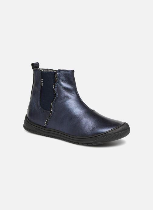Boots en enkellaarsjes Bopy Sierra Blauw detail