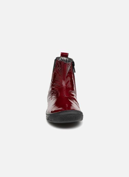 Ankle boots Bopy Sierra Burgundy model view