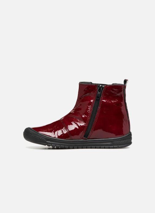 Bottines et boots Bopy Sierra Bordeaux vue face