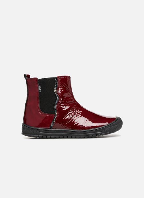 Bottines et boots Bopy Sierra Bordeaux vue derrière