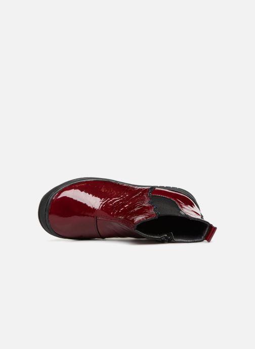 Bottines et boots Bopy Sierra Bordeaux vue gauche