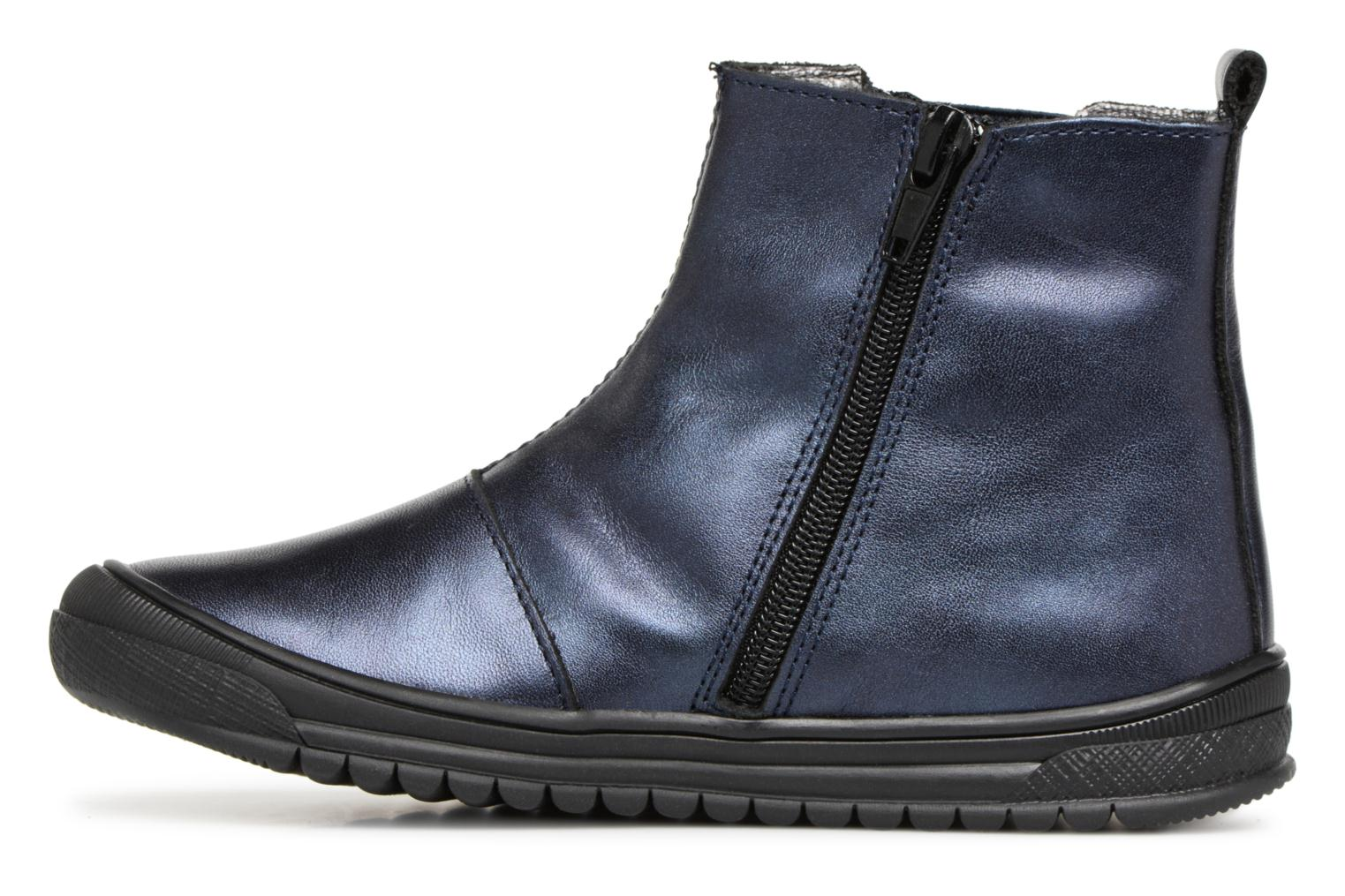 Ankle boots Bopy Sierra Blue front view