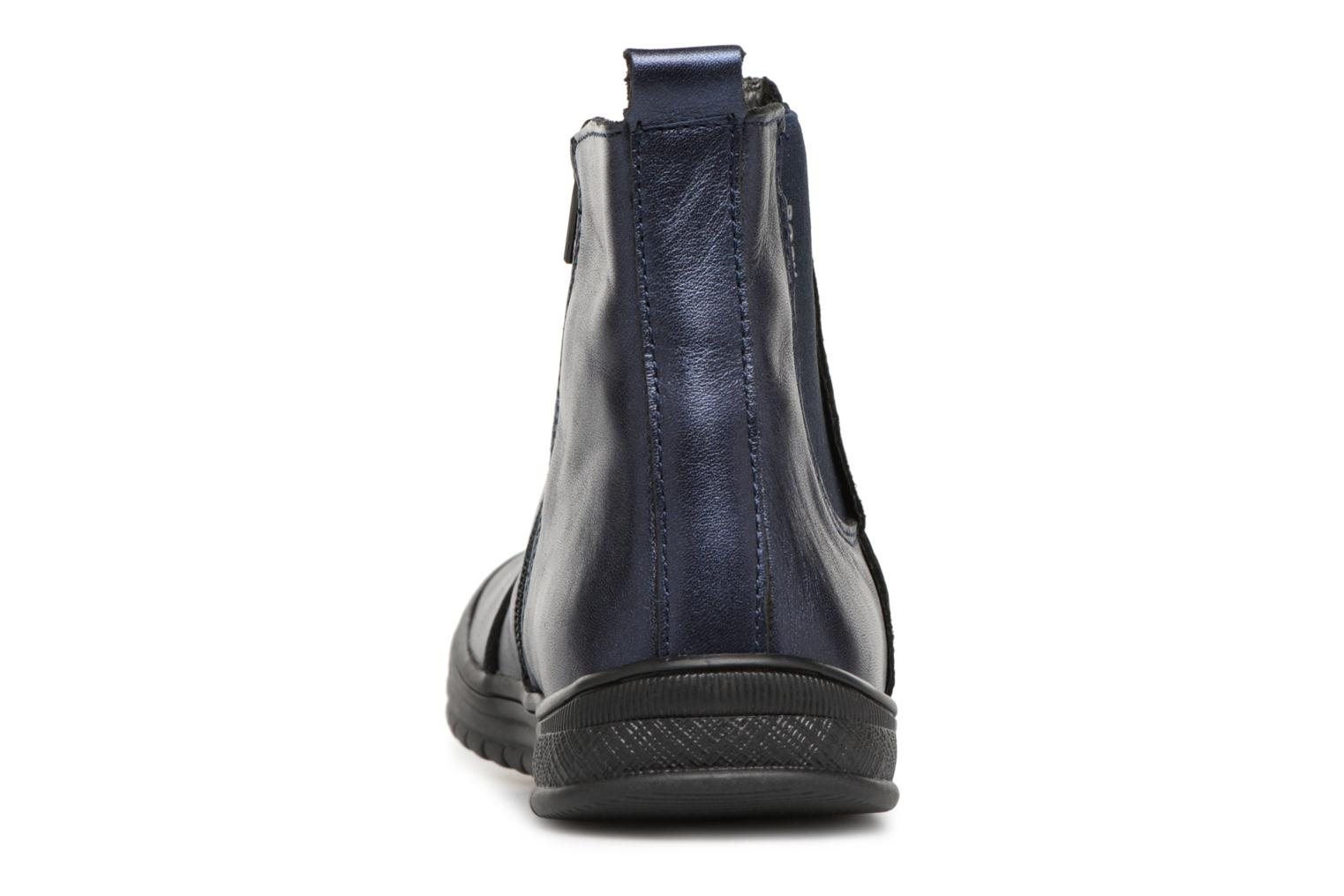 Ankle boots Bopy Sierra Blue view from the right