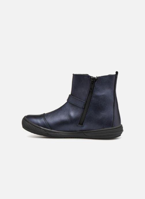 Boots en enkellaarsjes Bopy Soko Blauw voorkant