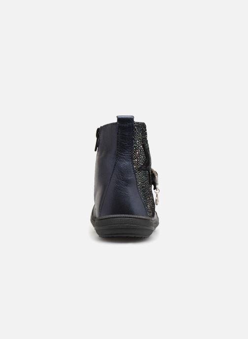 Boots en enkellaarsjes Bopy Soko Blauw rechts
