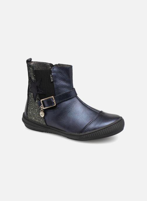 Boots en enkellaarsjes Bopy Soko Blauw detail