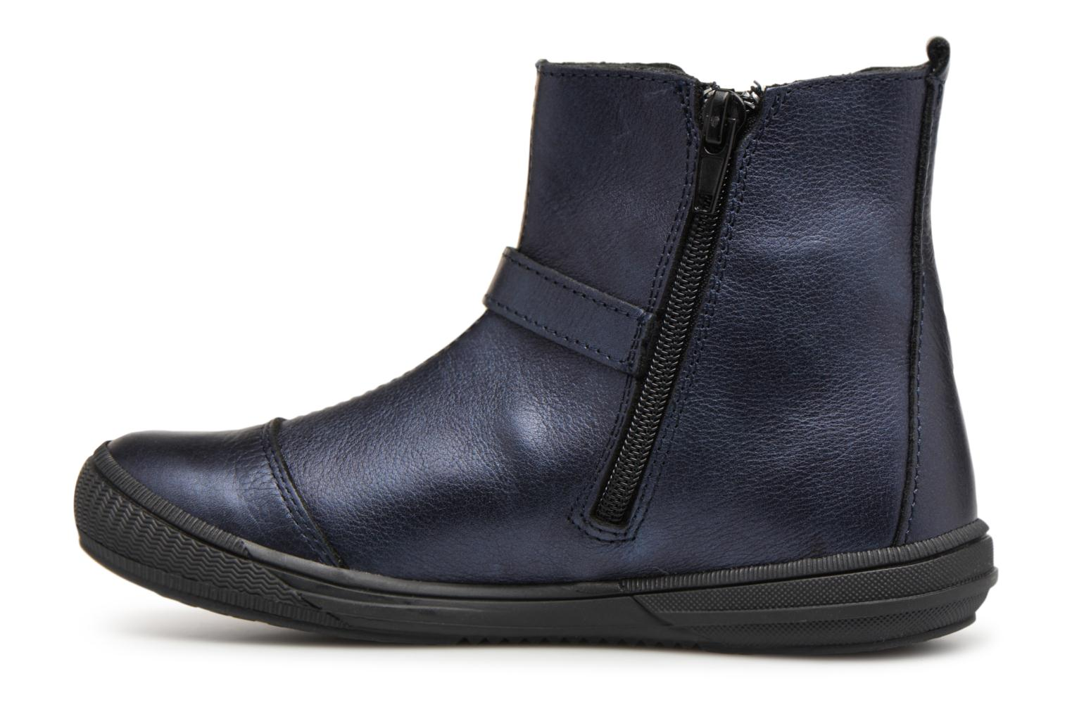 Ankle boots Bopy Soko Blue front view