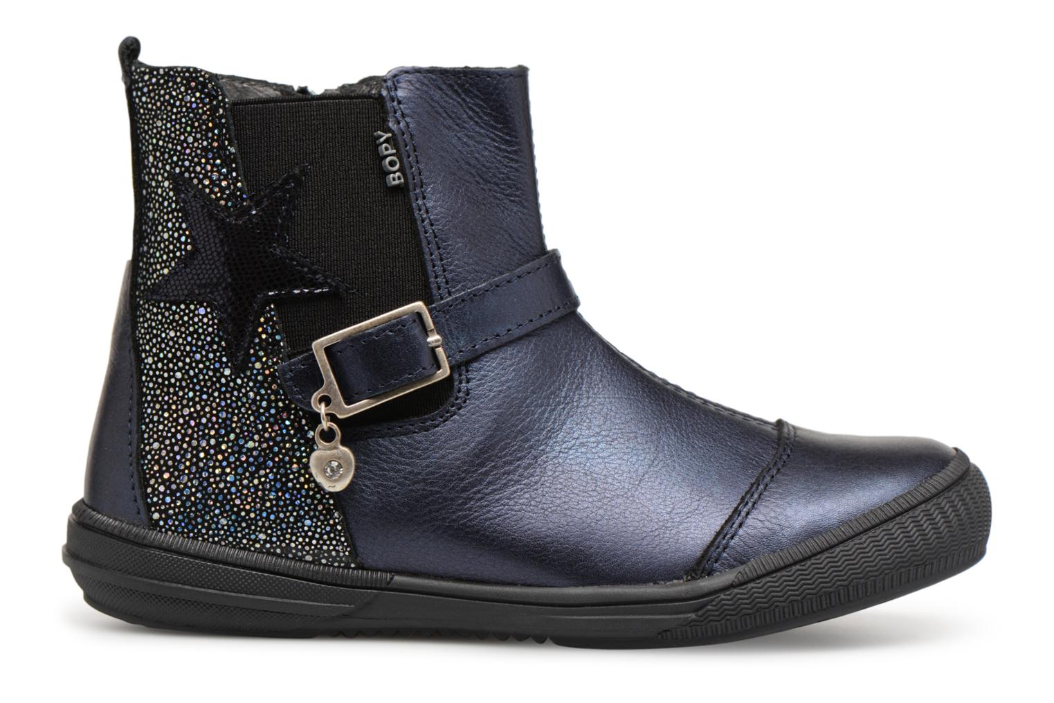 Ankle boots Bopy Soko Blue back view